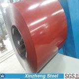 Bobina de aço revestida cor Prepainted de PPGI, fornecedores da folha de China PPGI