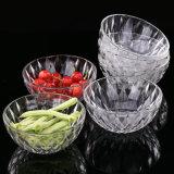 3PCS 음식 급료 도매 다이아몬드 유리 그릇 샐러드 유리 그릇 아이스크림 사발