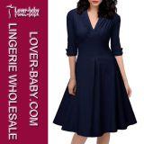 Официально вскользь платье партии для женщины (L36111)