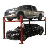 подъем автомобиля столба 220V 4 для стоянкы автомобилей гаража