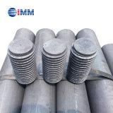 Électrode de carbone de graphite de Np/HP/UHP pour la Stee-Fabrication d'Eaflf