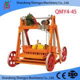 Высокое качество цемента Пустотелый кирпич бумагоделательной машины Qmy4-45