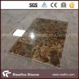 Emperador scuro Marble Composite Tile con Good Price