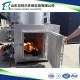 医学の固形廃棄物の焼却炉、病院のための伝染性の廃棄物処理の焼却炉