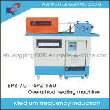Média freqüência da haste da máquina Heaing Global (SPZ-15 a SPZ-300)