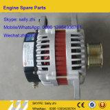 Gloednieuwe Alternator C3415691 voor de Diesel Dcec Motor van Dongfeng