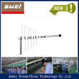 Antena TVAD de la antena al aire libre de la frecuencia ultraelevada y del VHF Digital de 32 elementos