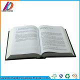 Китай дешево шьет Binding бумажное книжное производство книга в твердой обложке