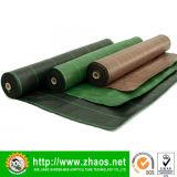 Weedblock 1*100m de tissu du paysage en polyéthylène le tapis de mauvaises herbes