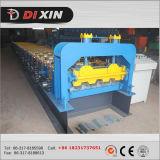 Крен палубы пола давления стального листа высокий формируя машину в фабрике Botou Dixn