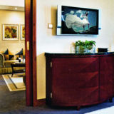 Erstklassige Hotel-Schlafzimmer-Möbel eingestellt (EMT-C1202)