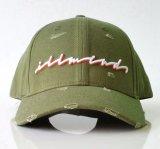 Protezione 100% di sport del cappello di baseball del ricamo del cotone
