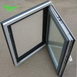 Constructeur de guichet en aluminium de la Chine, guichet en aluminium thermique de l'interruption 6mm