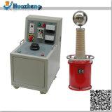 Verwerkende het Testen van de Hoogspanning van Huazheng van het Bedrijf Draagbare Opblaasbare Transformator