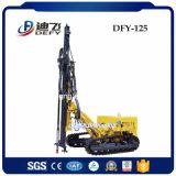 Équipements de foret extérieurs moyens de la chenille DTH de pression Dfy-125