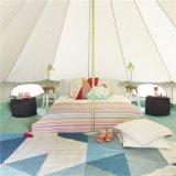 Familien-kampierendes Rundzelt-Inder-Zelt des Durchmesser-5m