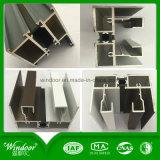 Indicador de alumínio durável do Casement para projetos de India
