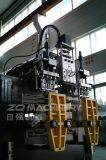 Máquina de moldagem por sopro de extrusão de plástico