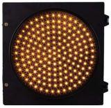 300mm 차도 황색 둥근 교통 신호 빛