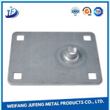 Kundenspezifisches Blech, das Teil mit lochender Metallherstellung stempelt