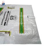 sac d'engrais d'alimentation de graine tissé par pp de 25kg 50kg