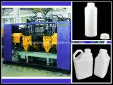 Plastik füllt Strangpresßling-Blasformen-Maschine ab