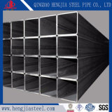 Galvanisiertes rechteckiges Gefäß für Stahlkonstruktion