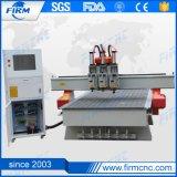 Hölzerne Tür-Stich-Holzbearbeitung CNC-Fräser-Maschine