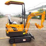중국 Xn08에서 판매 새로운 소형 굴착기를 위해