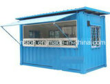 Casa de café móvel portátil/barra pré-fabricadas do preço razoável/Prefab