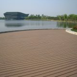 Solid WPC Outdoor Decking Floor (M12)