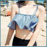 Swimwear a due pezzi delle donne del bikini dell'OEM