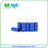 Venta caliente 6000UF 25V condensadores de funcionamiento electrolíticos de aluminio