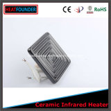 Pannello infrarosso di ceramica personalizzato del riscaldatore di alta qualità