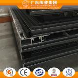 Finestra di scivolamento di alluminio di migliori prezzi del fornitore di Dali