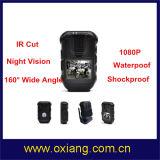 Nachtsicht-Polizei-Karosserie getragene Videokamera GPS-GPRS 1080P IR (OX-ZR610)
