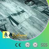 Elemento de vinil branco Nogueira Pavimentos de madeira laminado laminado de madeira de carvalho