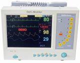 10.4インチの医療機器の救急BiphasicおよびMonophasic除細動器PT9000b