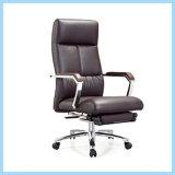 Oficina modificada para requisitos particulares de la silla, silla de cuero de la oficina, silla de cuero de la oficina
