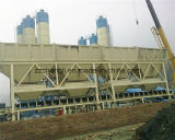 90m3/H automatische Concrete het Groeperen Installatie, het Mengen zich Installatie