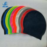 La impresión de natación de látex Cutomized Cap Cap de natación Natación Natación Hat Hat sin MOQ