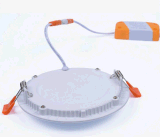 SMD 2835 Diameter 120mm、6W Round LED Panel Light
