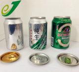 Пользовательский цвет печать алюминиевых пиво может 330 мл