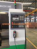 Tck6040 절단 금속 도는 기계를 위한 기우는 침대 포탑 CNC 공작 기계 & 선반