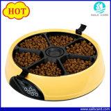 Produkt-aufnahmefähige automatische 6 Mahlzeit-Hundezufuhr des Haustier-PF-18