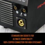 saldatrice di 3in1 MMA/Mag/MIG180A IGBT Invertr con il certificato del Ce