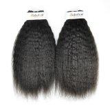 Vietnamesisches verworrenes gerades unverarbeitetes Jungfrau-Haar für persönlichen Gebrauch (Grad 9A)
