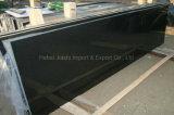 Goede Countertop/de Bouw/de Badkamers van het Graniet van het Porselein van Shanxi van de Rang Zwarte