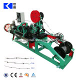 Factory Direct Salts Electric Galvanized Barbed Wire Machine