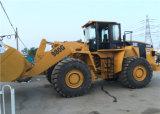 La construction de la machine Heavy Duty télescopique Caterpillar 980g Prix bon marché chargeuse à roues